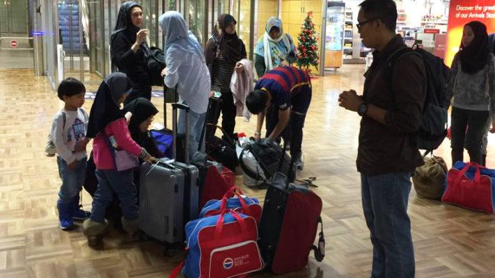 Pack Travel Children
